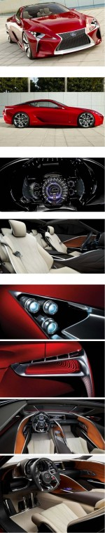 Lexus Hybrid LF-LC – Via @LexusABQ Pinterest I need you to give me a good deal. you can take my Jag!!!