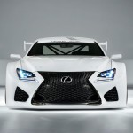 Lexus RCF GT3 – Very balanced and interesting design.