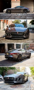 The Jaguar F-Type R Coupe