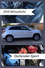 2015 Mitsubishi Outlander Sport: A parent's review
