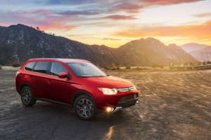 2015 Mitsubishi Outlander Colors