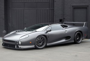 1994 Jaguar XJ220S TWR. One of the best, and most forgotten about super car. The car to beat, before \