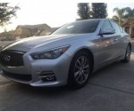 2014 Infiniti Q 50 Journey Prem, Very Low Mileage, Take Over Lease