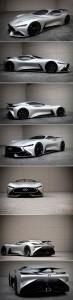 Infiniti Concept Vision GT :: done for Gran Turismo 6