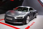 Audi R8, The Most Powerful, Fastest Production Audi Ever, Stuns at Geneva
