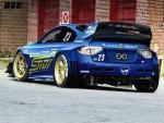 Works Subaru Impreza WRX STI