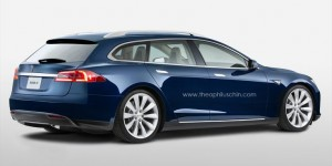 C'mon Elon, make me one. Model S Wagon.