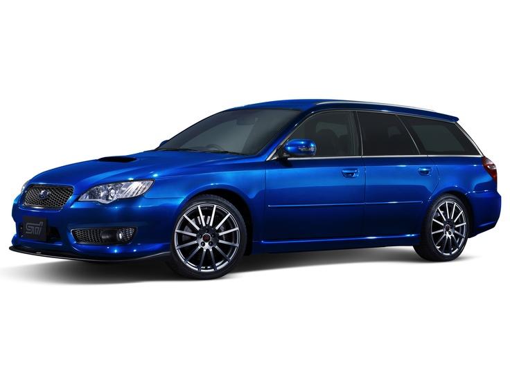 Subaru Legacy Touring Wagon, B4 Sedan get