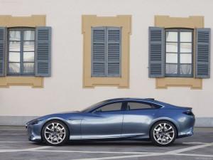 Mazda Shinari Concept 2010.