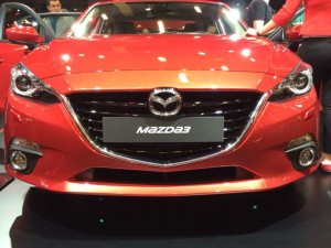 Mazda 3 – Istanbul Auto Show 2015