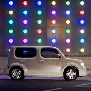 Nissan Cube by Nissan
