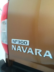 The All-New Nissan NP300 Navara has arrived.