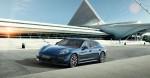 Porsche Panamera – Exterior Blue.