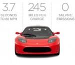 The Electric Tesla Roadster | Tesla Motors