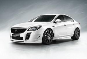 Irmscher voorziet Opel OPC modellen van meer power