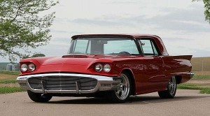 1960 Ford Thunderbird-428