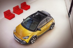 2015 Opel Adam Rocks | GM Authority