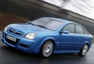 Opel Vectra OPC Concept (C) '2003