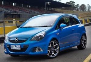 Opel Corsa OPC AU-spec (D) '2013