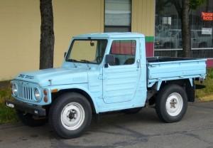 I want this… Curbside Classic: 1979 Suzuki Jimny Pickup