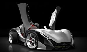 Mercedes-Benz W100F Concept