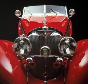 1935 Mercedes 500k