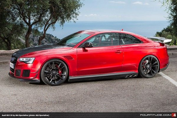 Audi Rs 5 R By Abt Sportsline