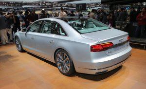 Audi A8L 4.0T