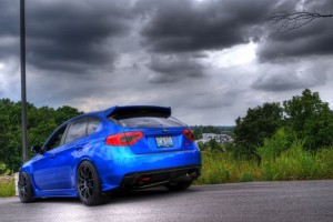 Changed my mind. THIS, is my favorite STi, ever.