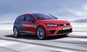 The Volkswagen e-Golf