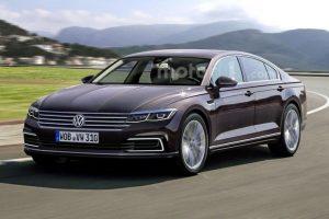 Next VW Phaeton