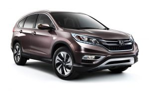 2015 Honda CR-V EX FWD 2.4-liter