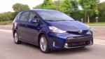 2016 Toyota Prius V First Driving ► Prius 2016