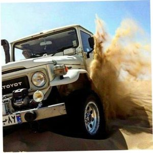 Vehicles for Outdoor Adventure | Toyota Landcruiser 4wd