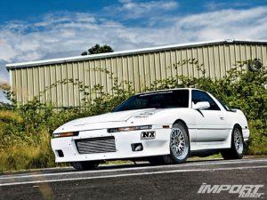 1989 Toyota Supra – Bang The Gong – TuneMyToyota.com