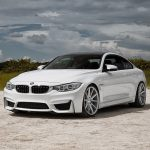 BMW M4 | BMW | M series | white | sedan