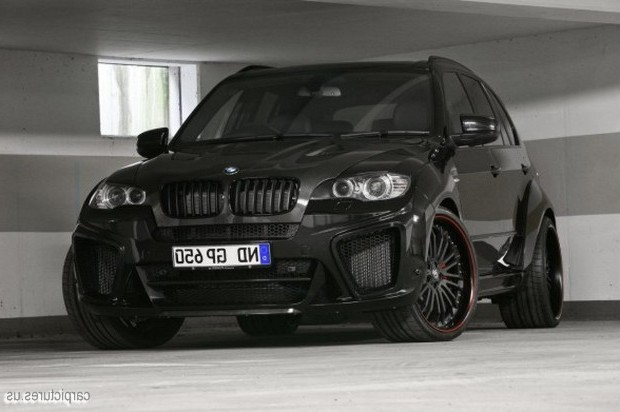 G Power Bmw X5 M Typhoon