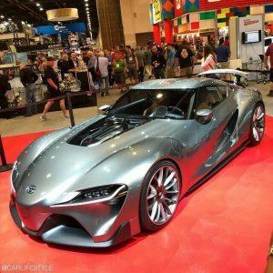 #Toyota FT 1