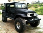 Custom Four Door FJ45 Toyota Land Cruiser
