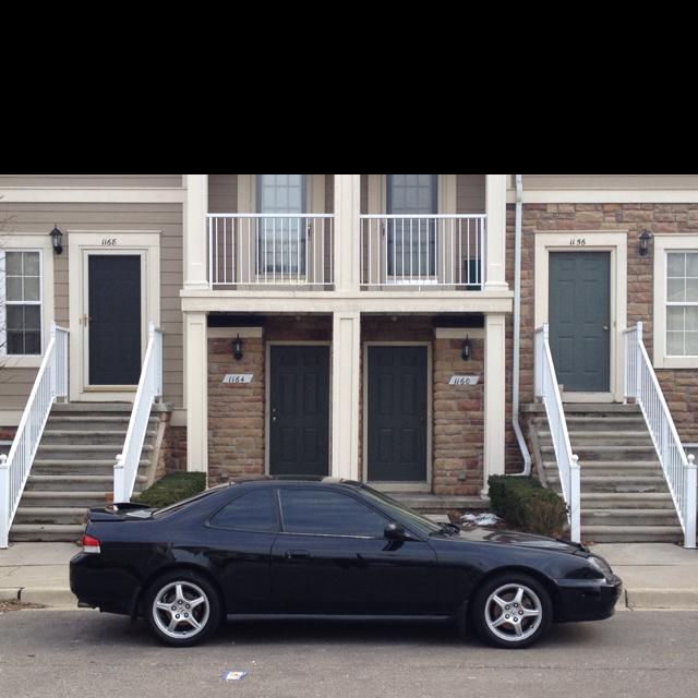 Honda Prelude Type Sh 1998 Front: My 1998 Honda Prelude Type SH That Ive Always Wanted And