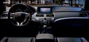 2012 Honda Accord Coupe – Interior Features – Official Honda Site