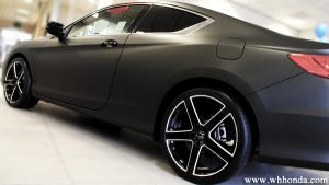 2013 Matte Black Honda Accord | www.whhonda.com