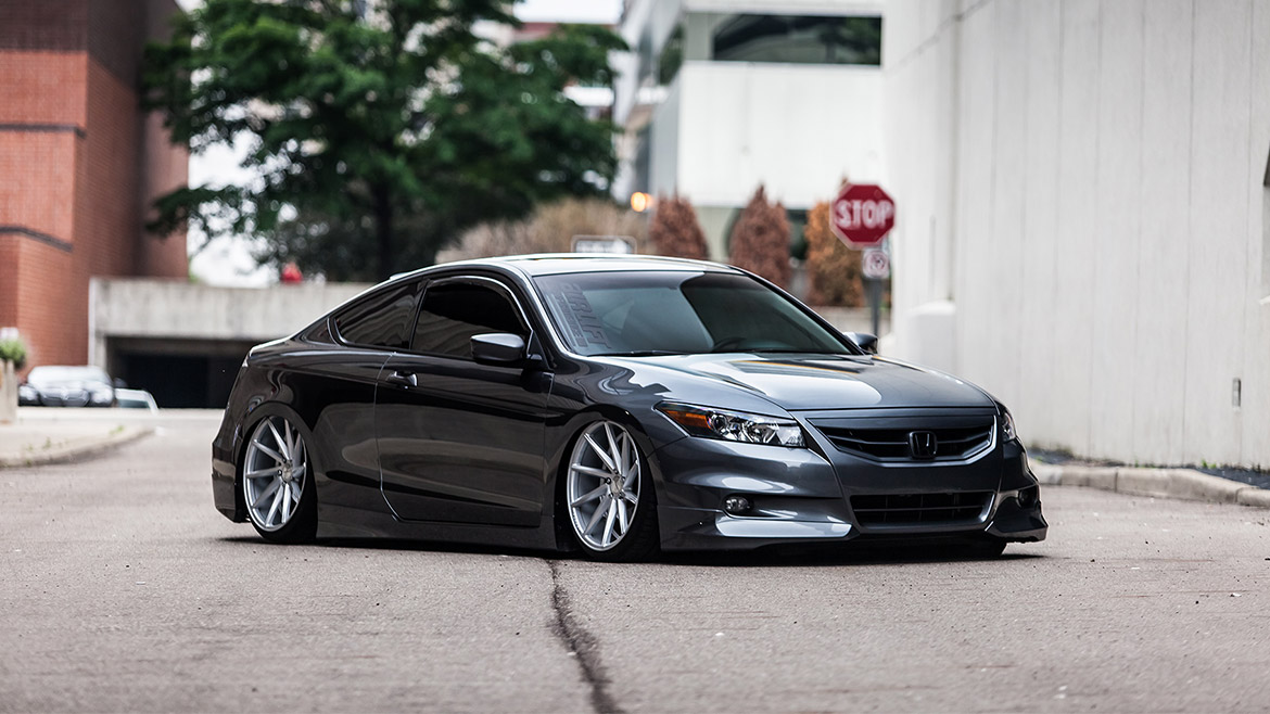 Honda Accord 8th Gen Air Lift Performance