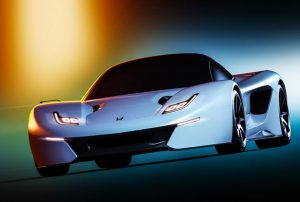 Honda NSX Design Study Redesign by Andreas Fougner Ezelius