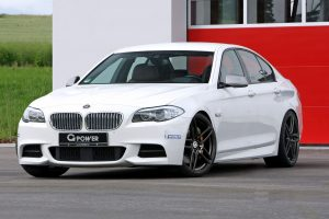 G-Powers BMW M550 Has More Power, New Wheels