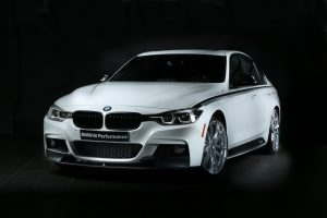 BMW Unveils SEMA-Bound M Performance Parts [40 Pics]