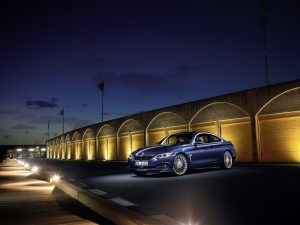 Alpina Launches Into China With B4 Bi-Turbo Coupe