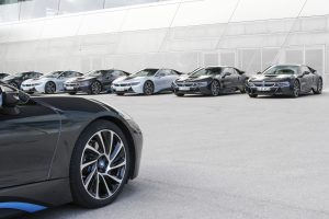 BMW Celebrates Three Years Since The Launch Of Their i Brand