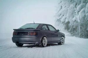 Audi Coupé S2 quattro