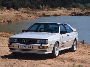 Audi Quattro | by Auto Clasico